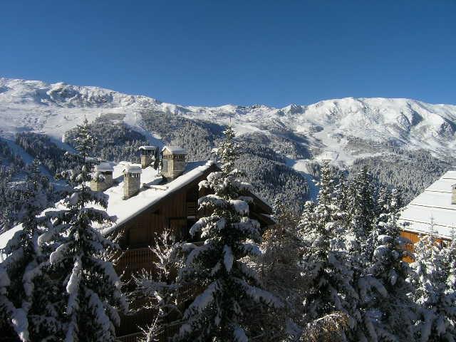 Holiday in mountain resort Résidence Grand Tétras - Méribel
