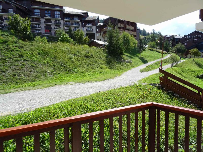 Vacances en montagne Appartement 1 pièces 4 personnes (021R) - Résidence Grande Ourse - Peisey-Vallandry - Extérieur été