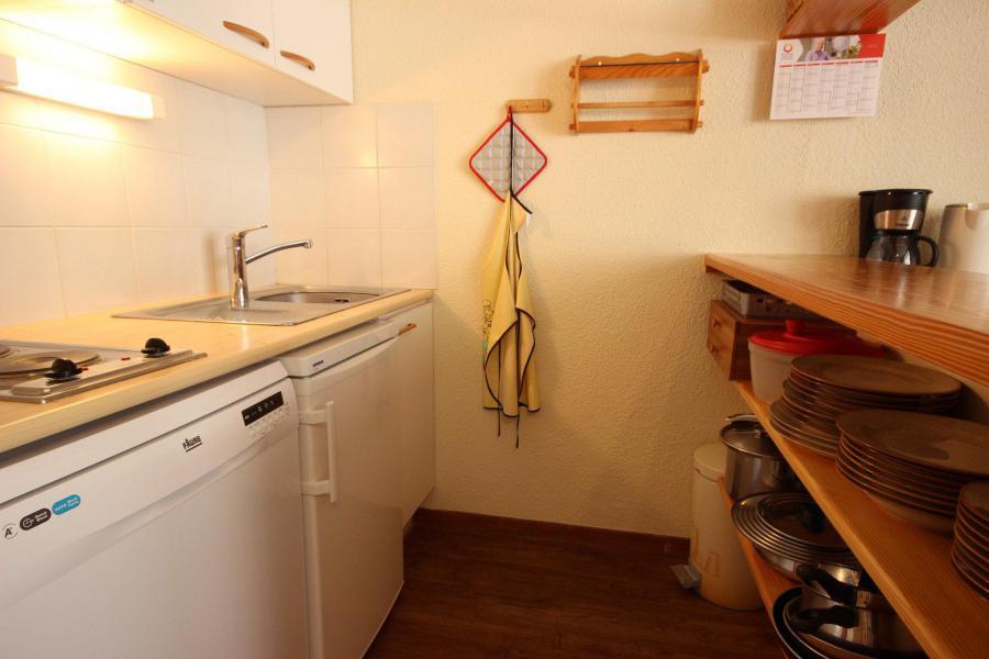 Vacances en montagne Studio 4 personnes (022) - Résidence Grande Ourse - Peisey-Vallandry