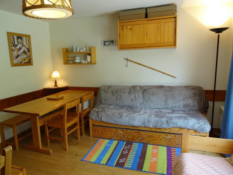 Vacances en montagne Appartement 1 pièces 4 personnes (021R) - Résidence Grande Ourse - Peisey-Vallandry - Séjour