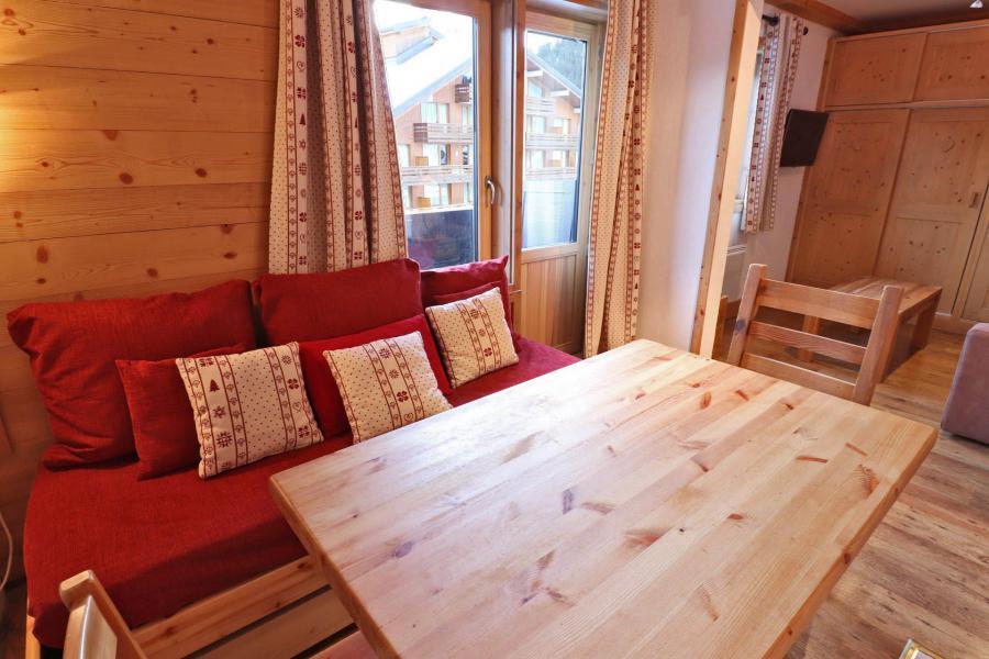 Vacances en montagne Studio divisible 3 personnes (35) - Résidence Grande Rosière - Méribel-Mottaret