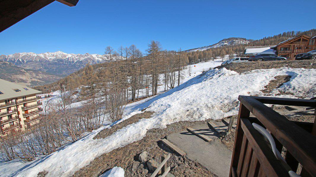 Wakacje w górach Apartament 4 pokojowy 6 osób (C112) - Résidence Hameau des Ecrins - Puy-Saint-Vincent