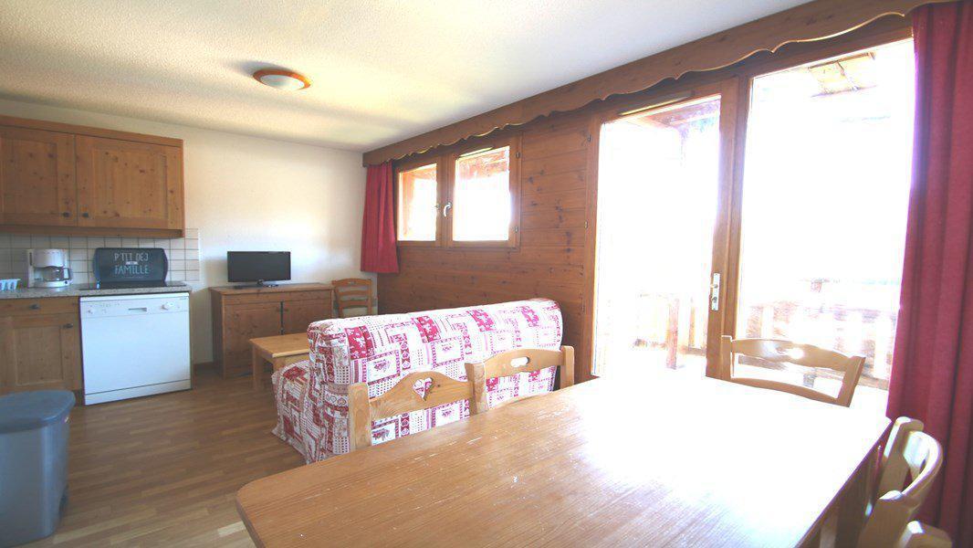 Wakacje w górach Apartament 4 pokojowy 6 osób (112) - Résidence Hameau des Ecrins - Puy-Saint-Vincent