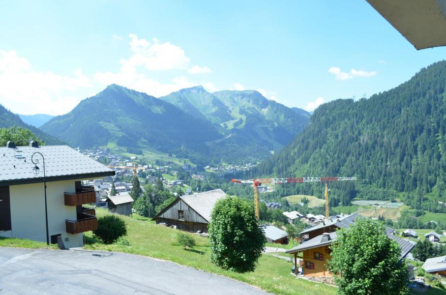 Wakacje w górach Apartament 2 pokojowy z alkową 5 osób (124C) - Résidence Hameau des Quatre Saisons - Châtel