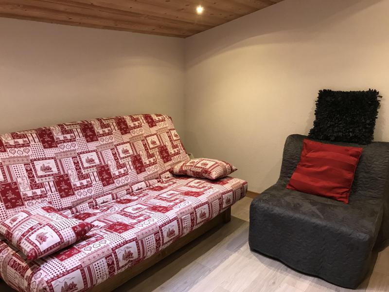 Wakacje w górach Apartament duplex 3 pokojowy 6 osób (021A) - Résidence Hameau des Quatre Saisons - Châtel - Kanapą