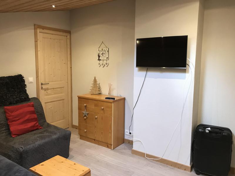 Wakacje w górach Apartament duplex 3 pokojowy 6 osób (021A) - Résidence Hameau des Quatre Saisons - Châtel - Pokój gościnny