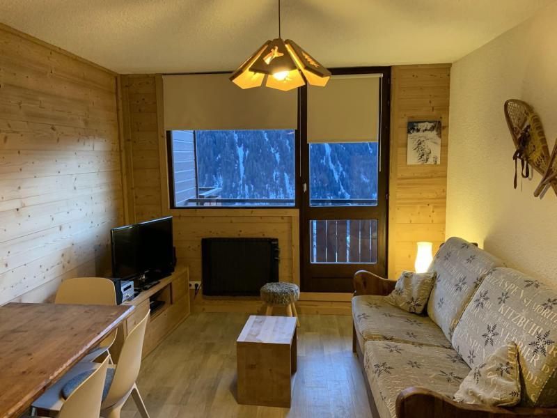 Vacances en montagne Appartement 2 pièces coin montagne 5 personnes (113C) - Résidence Hameau des Quatre Saisons - Châtel - Logement