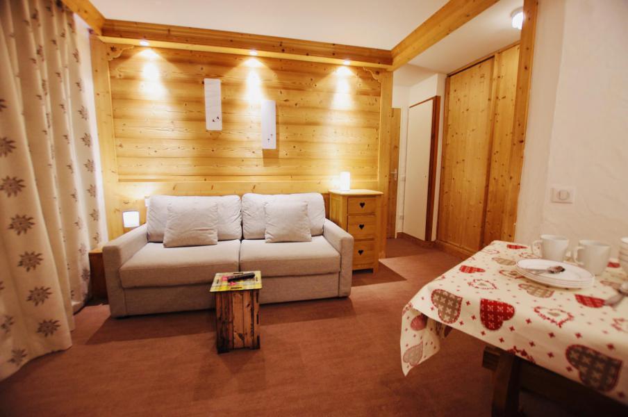 Wakacje w górach Apartament 2 pokojowy 4 osób (1215CL) - Résidence Hameau du Borsat - Tignes