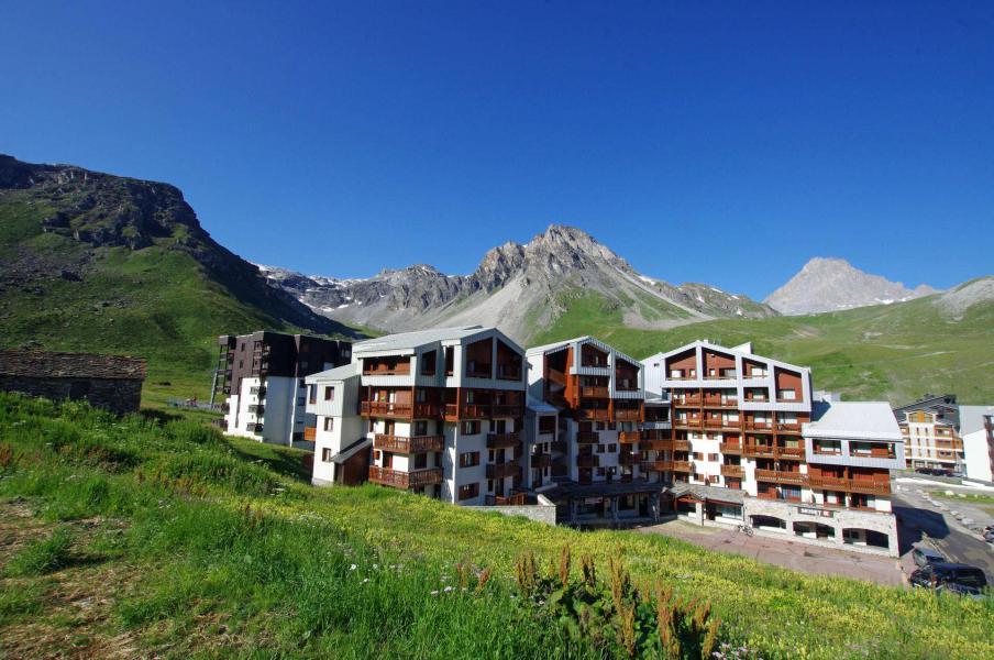 Wakacje w górach Résidence Hameau du Borsat - Tignes