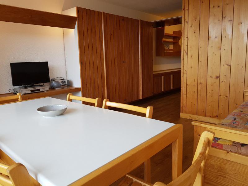 Vacances en montagne Studio coin montagne 5 personnes (13R) - Résidence Haut de l'Adret - Les Arcs - Logement
