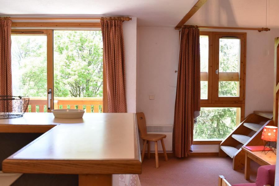 Holiday in mountain resort 5 room duplex apartment 8 people (18) - Résidence Hauts de Chantemouche - Méribel - Accommodation