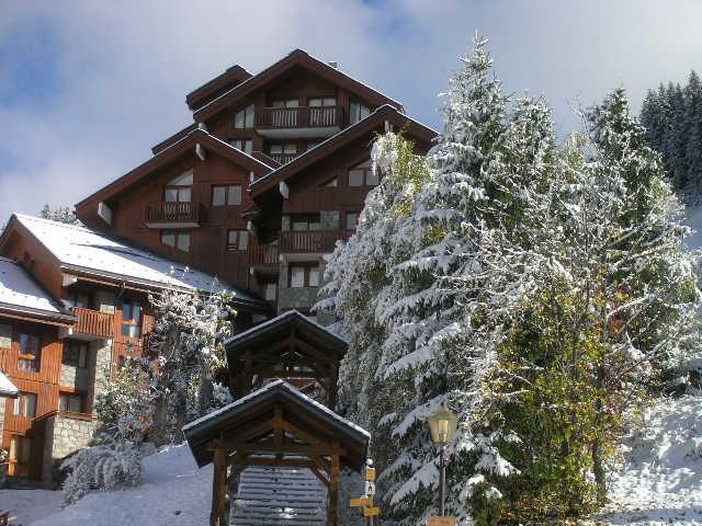 Holiday in mountain resort 3 room apartment 6 people (11) - Résidence Hauts de Chantemouche - Méribel