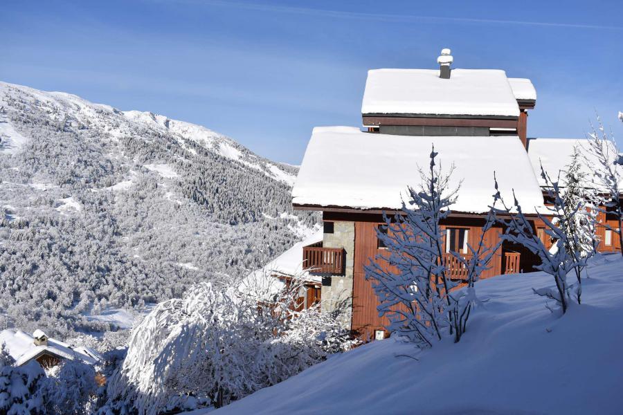 Holiday in mountain resort Résidence Hauts de Chantemouche - Méribel
