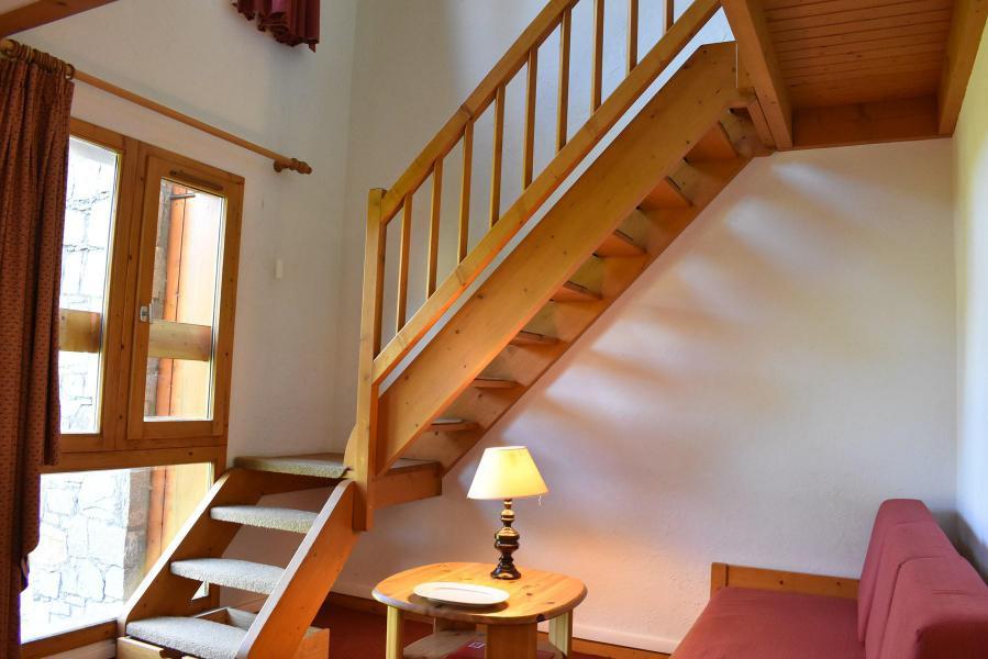 Holiday in mountain resort 5 room duplex apartment 8 people (15) - Résidence Hauts de Chantemouche - Méribel