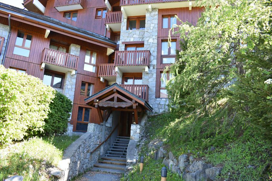 Holiday in mountain resort 3 room apartment 5 people (25) - Résidence Hauts de Chantemouche - Méribel