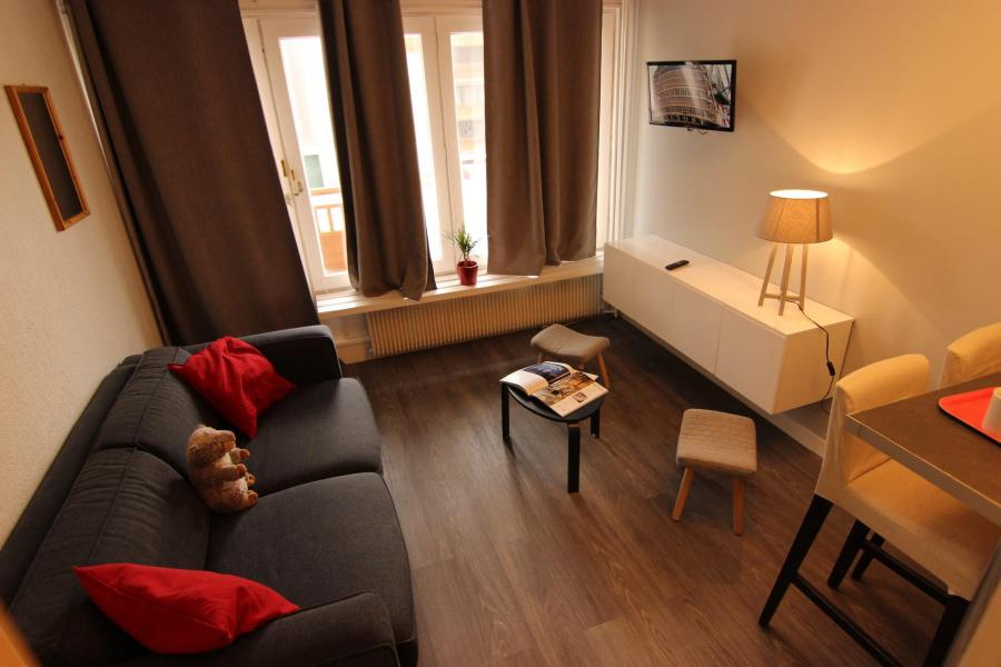 Vacances en montagne Studio 3 personnes (2) - Résidence Hauts de Chavière - Val Thorens