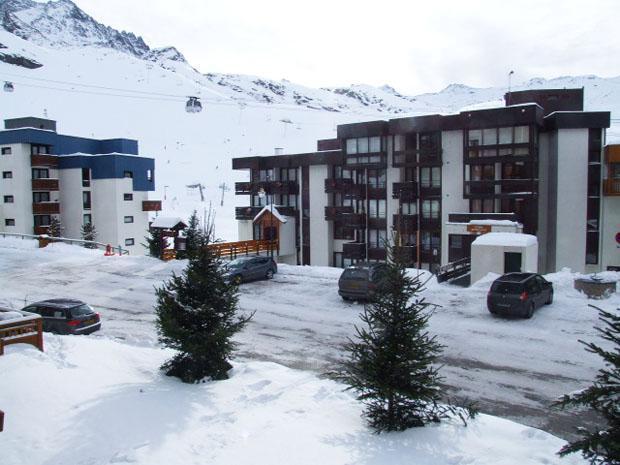 Vacances en montagne Studio 3 personnes (3) - Résidence Hauts de Chavière - Val Thorens