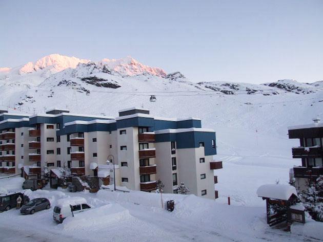 Vacances en montagne Appartement 3 pièces 6 personnes (17) - Résidence Hauts de Chavière - Val Thorens
