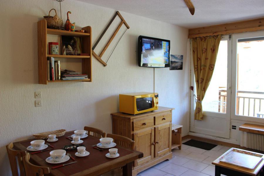 Vacances en montagne Studio coin montagne 3 personnes (30) - Résidence Hauts de Chavière - Val Thorens