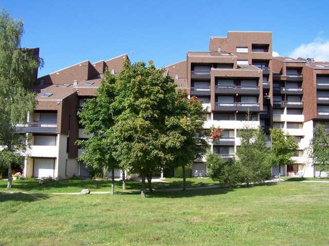 Vacaciones en montaña Résidence Herbouilly - Villard de Lans - Verano