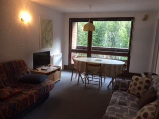 Vacaciones en montaña Apartamento 2 piezas para 6 personas (501) - Résidence Herbouilly - Villard de Lans - Estancia