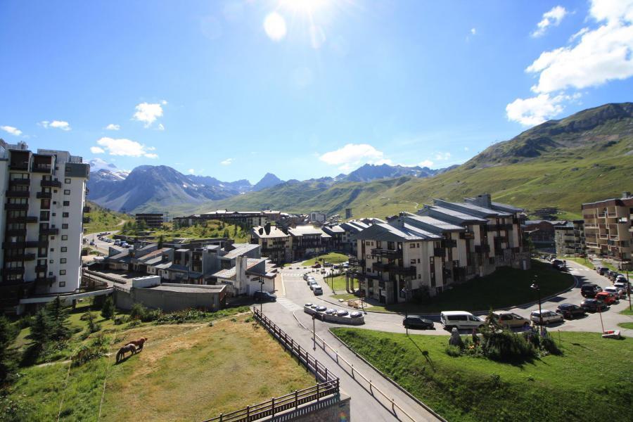 Каникулы в горах Квартира студия со спальней для 4 чел. (231CL) - Résidence Home Club 2 - Tignes