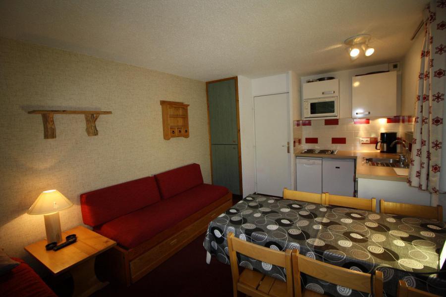 Wakacje w górach Apartament 2 pokojowy kabina 6 osób (168CL) - Résidence Home Club 2 - Tignes