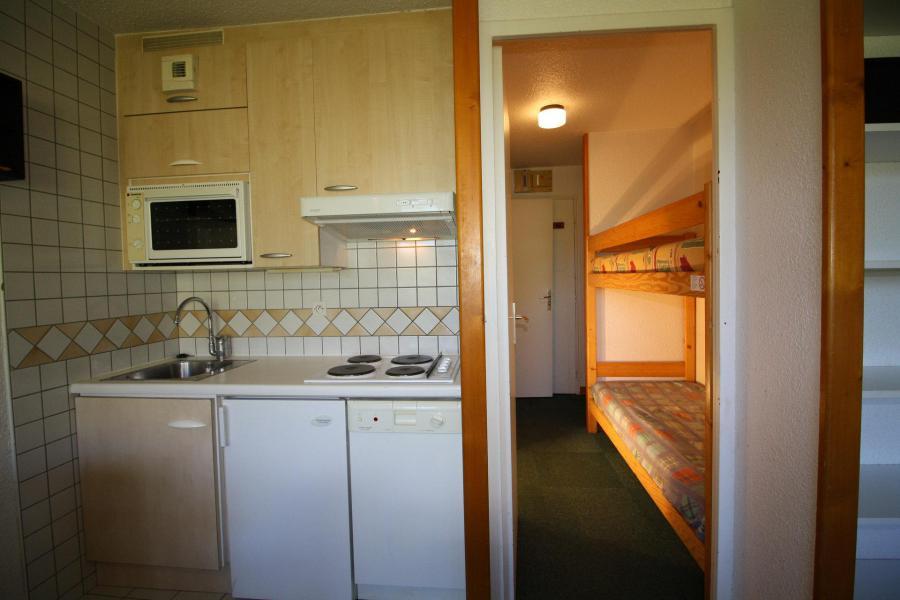 Wakacje w górach Studio z alkową 4 osoby (137CL) - Résidence Home Club 2 - Tignes - Aneks kuchenny