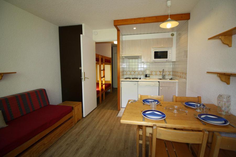 Wakacje w górach Studio z alkową 4 osoby (201CL) - Résidence Home Club 2 - Tignes - Pokój gościnny