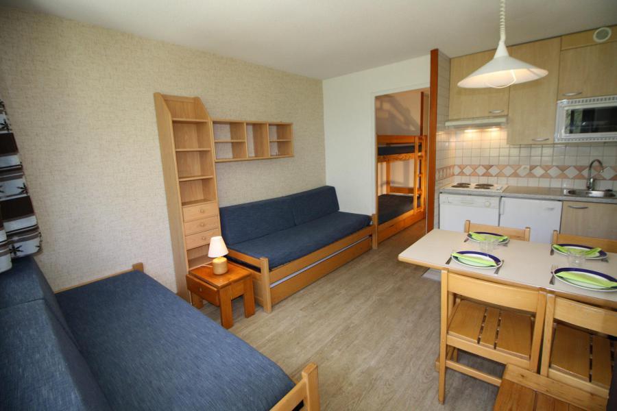 Wakacje w górach Studio z alkową 4 osoby (211CL) - Résidence Home Club 2 - Tignes - Pokój gościnny