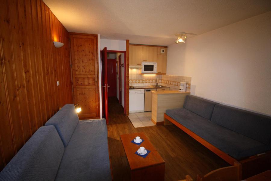 Wakacje w górach Studio z alkową 4 osoby (231CL) - Résidence Home Club 2 - Tignes - Pokój gościnny
