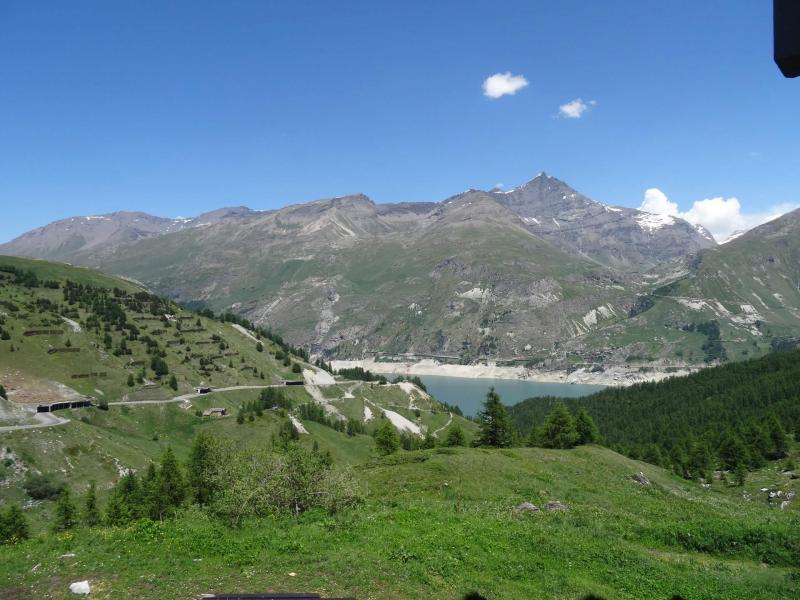 Location au ski Studio coin montagne 4 personnes (164) - Résidence Home Club - Tignes - Extérieur été