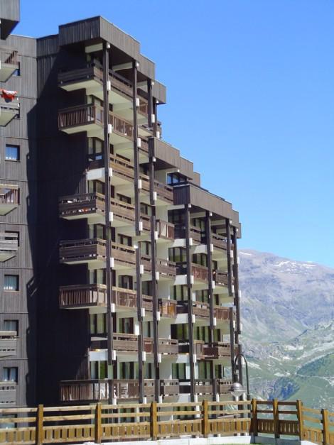 Vacances en montagne Studio coin montagne 4 personnes (250) - Résidence Home Club - Tignes