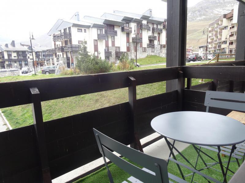 Vacances en montagne Studio coin montagne 4 personnes (06R) - Résidence Home Club - Tignes