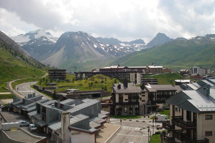 Location au ski Studio coin montagne 4 personnes (052R) - Résidence Home Club - Tignes - Extérieur été