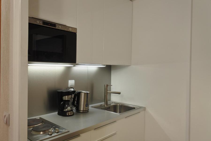 Vacances en montagne Studio coin montagne 4 personnes (052R) - Résidence Home Club - Tignes - Cuisine