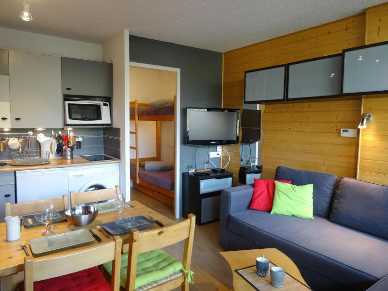 Vacances en montagne Studio coin montagne 4 personnes (164) - Résidence Home Club - Tignes - Logement