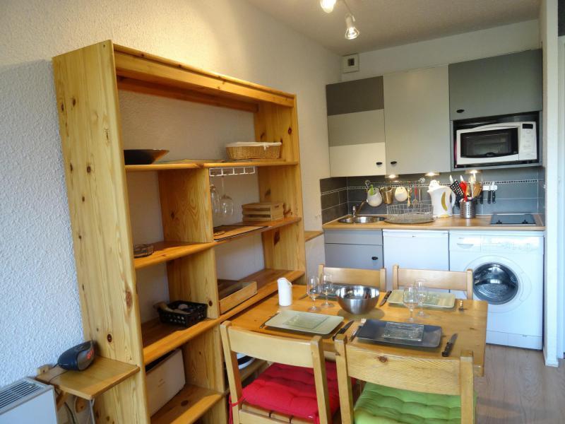 Vacances en montagne Studio coin montagne 4 personnes (164) - Résidence Home Club - Tignes - Cuisine