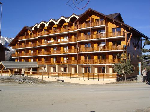 Location au ski Résidence Horizon Blanc - La Joue du Loup - Extérieur été
