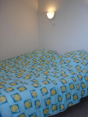 Vacances en montagne Appartement 3 pièces 8 personnes - Résidence Horizon Blanc - La Joue du Loup - Chambre