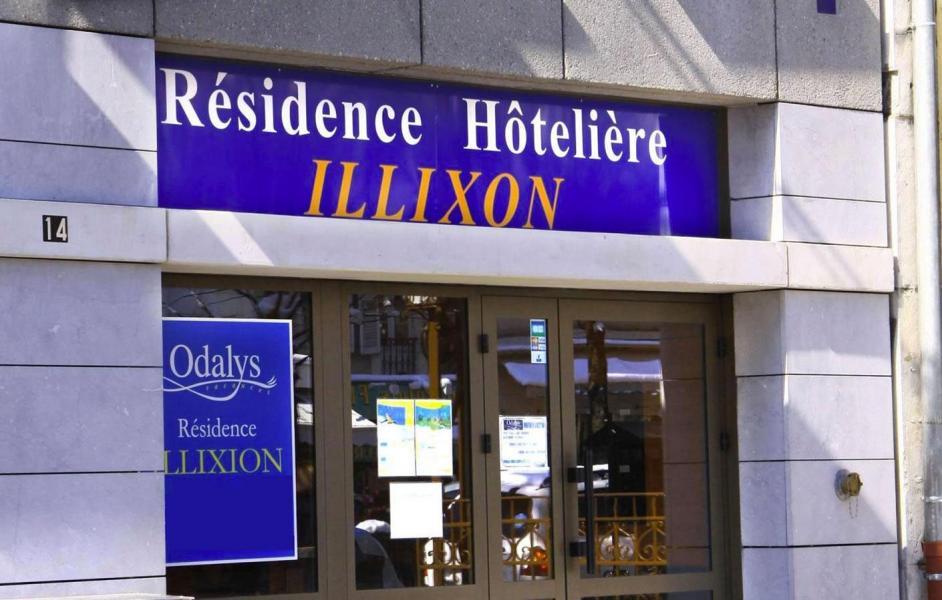 Location au ski Residence Illixon - Luchon-Superbagneres - Extérieur été