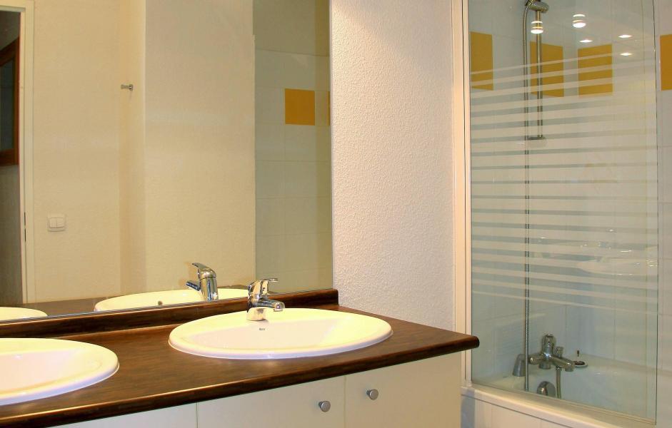 Urlaub in den Bergen Résidence Illixon - Luchon-Superbagnères - Badezimmer