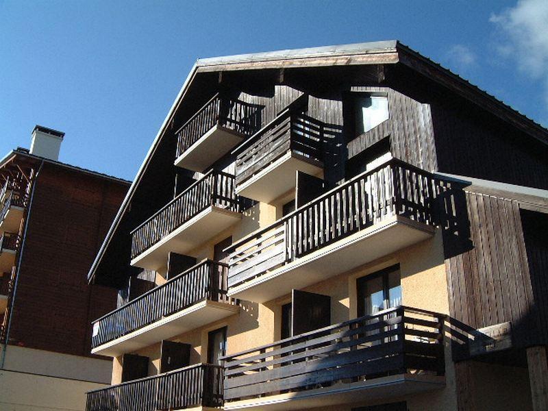 Vacaciones en montaña Résidence Isabella F - Les Saisies - Verano