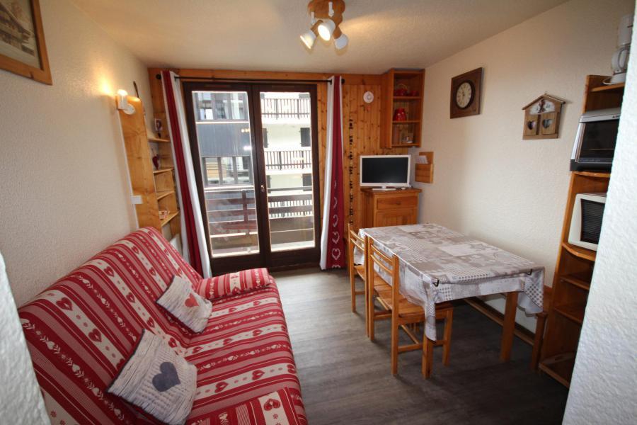 Каникулы в горах Квартира студия кабина для 4 чел. (21) - Résidence Isabella F - Les Saisies