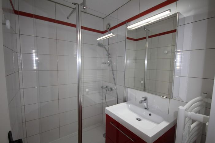 Vacaciones en montaña Apartamento 2 piezas para 5 personas (37) - Résidence Isabelle B - Les Saisies - Cuarto de baño con ducha