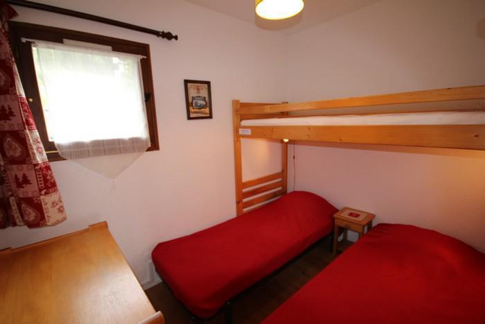 Vacaciones en montaña Apartamento 2 piezas para 5 personas (37) - Résidence Isabelle B - Les Saisies - Habitación