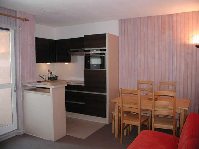 Holiday in mountain resort Studio 6 people (ISA93) - Résidence Isards - Gourette