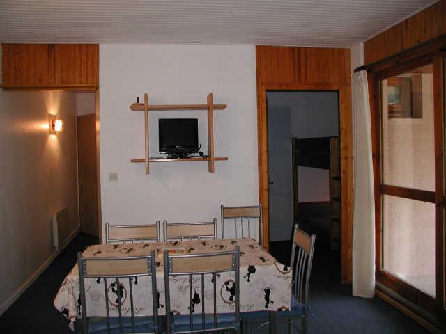 Holiday in mountain resort Studio 6 people (ISA58) - Résidence Isards - Gourette