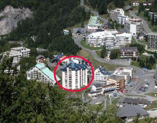 Holiday in mountain resort Studio 6 people (ISA76) - Résidence Isards - Gourette