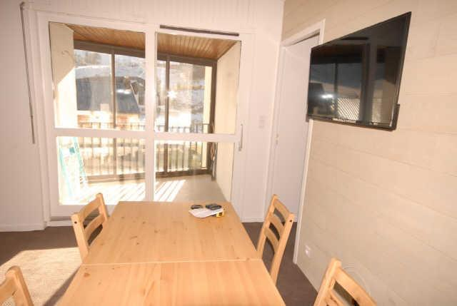 Holiday in mountain resort 3 room apartment cabin 8 people (ISA53) - Résidence Isards - Gourette - Dining area